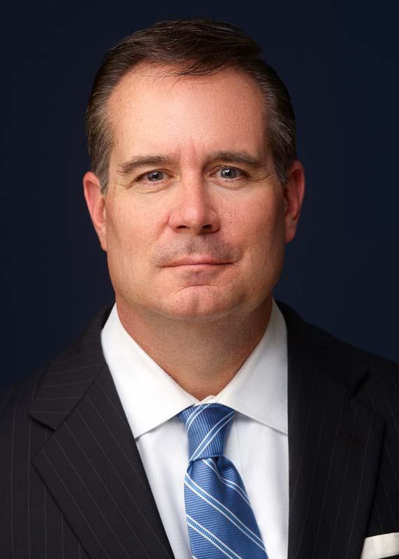 Attorney Frank Gray Headshot